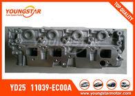 نيسان نافارا YD25 الاسطوانة 2.5DDTI DOHC 16V 2005-11039 - EC00A